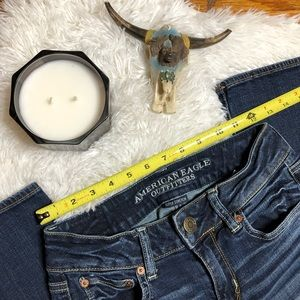 American Eagle Outfitters Jeans - American Eagle straight leg denim blue jeans